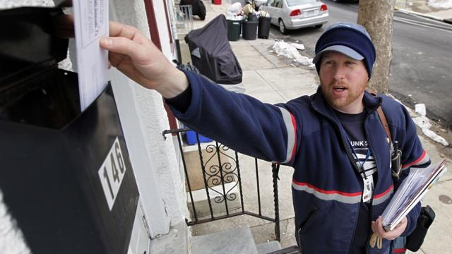 Postal Service to drop Saturday mail delivery