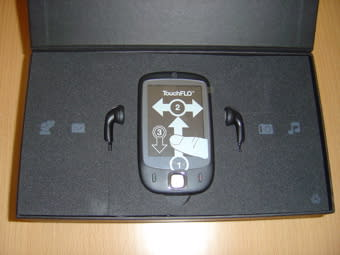 Analizamos el HTC Touch
