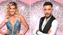 'Strictly': Giovanni Pernice denies Ashley Roberts romance