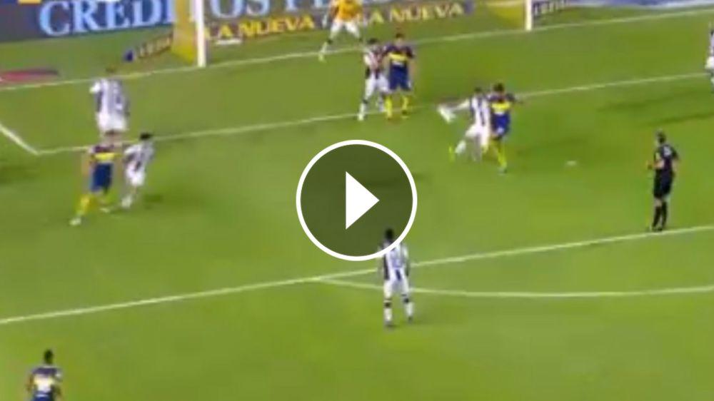 VIDEO: ¡La polémica de la fecha! ¿Era penal para Boca?