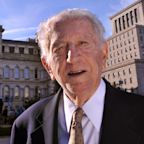 Thomas D'Alesandro III, ex-Baltimore mayor and brother to Nancy Pelosi, dies at 90