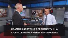 Cramer's Exec Cut: Under-the-radar retail players use a c...