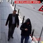 Saudi operative 'posed as Khashoggi body double with his clothes, fake glasses and beard' outside consulate