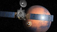 ExoMars Module Signal Lost Before Landing on Mars