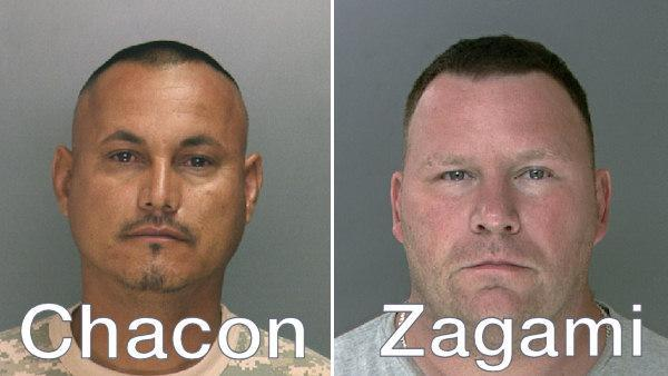 $750,000 in contractor tools stolen, 2 charged