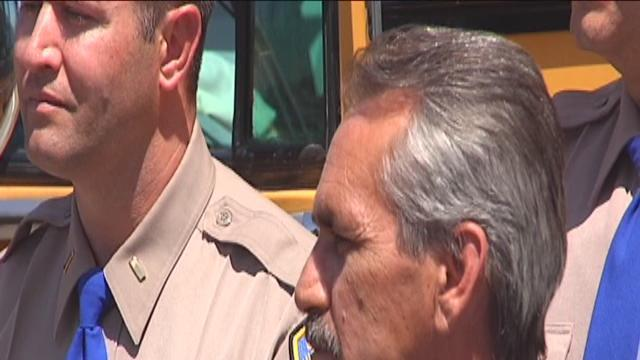 Local bus driver wins state award