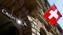 Credit Suisse says no contact with any Saudi sovereign wealth funds