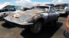 Junkyard Gem: 1968 Opel GT