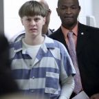 Charleston church shooter staging hunger strike in prison