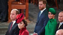 Kate and William removed from Commonwealth Day procession at Harry and Meghan's final engagement