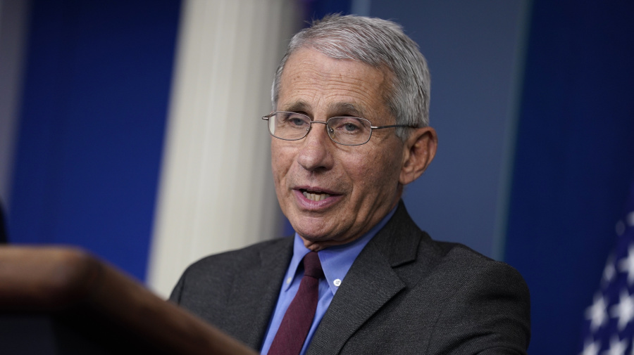 Fauci: Immunity certificates 'being discussed'