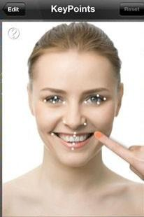 Daily iPad App: Perfect365 touches up faces in a snap