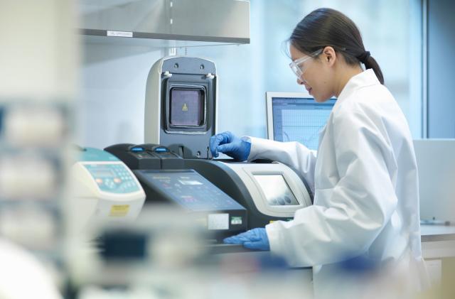 Racing to make coronavirus tests