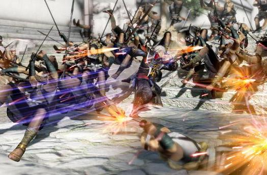 Samurai Warriors 4 conquers PlayStation platforms Oct. 24
