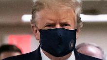 Trump positif au Covid-19: la machine de guerre est grippée