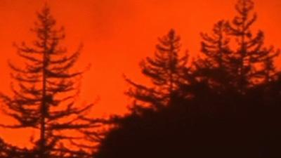 Big Sur Wildfire Destroys at Least 15 Homes