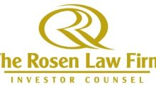 Rosen Law Firm Reminds Rentech, Inc. Investors of Important April 24 Deadline in First Filed Action - RTK
