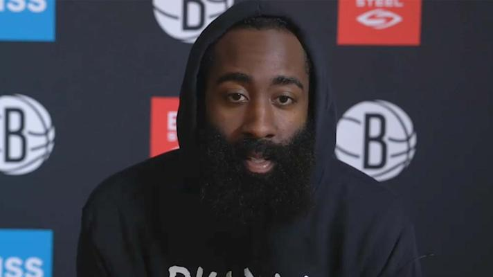 James Harden: 'I wasn't disrespectful to anyone' before trade to Nets