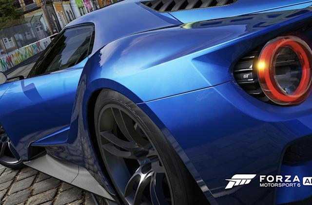'Forza 6: Apex' adds racing wheel support and exits beta