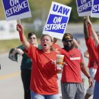 Auto workers strike against General Motors for better pay and benefits