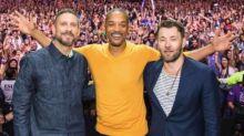 No Brasil, Will Smith relembra música de 'Um Maluco no Pedaço' e se veste de Orc