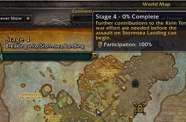 Patch 5.2 PTR: The return of the unlockable Isle