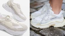 Topshop has restocked their sell-out 'ugly' trainers