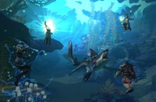 RIFT sells digital editions of Nightmare Tide