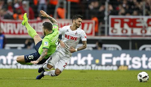Bundesliga: Bittencourt-Schock: FC gibt leichte Entwarnung