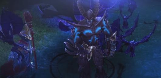 Chaos Heroes Online MOBA arrives this fall