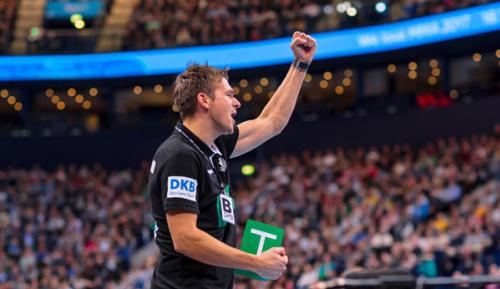 Handball: Prokop mit deutscher Nationalmannschaft erfolgreich bei Pflichtspiel-Premiere