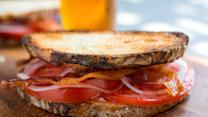 The New York Times - Tomato Sandwiches