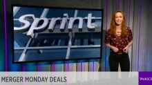 TODAY'S CHARTS: Merger Monday deals and speculation powering the markets