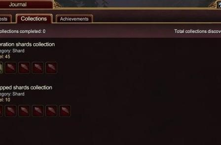 The Daily Grind: What do you collect in-game?
