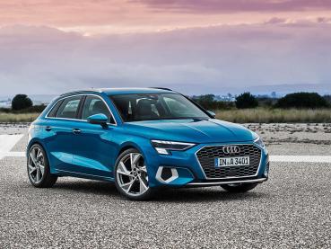 新世代Audi A3 Sportback預售價140萬起展開接單!性能鋼砲S3 Sportback同步導入