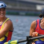 Olympics-Rowing-Romania wins women's double sculls gold, France takes men's crown