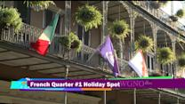 French Quarter is #1 destination for 4th of July