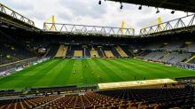 German league football ordered back behind closed doors