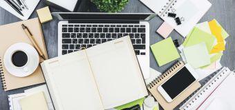Votre bureau est mal rangé ? Pas forcément un défaut !