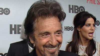 Al Pacino Takes On 'Phil Spector'