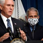 Vice President Mike Pence heard early warning about seriousness of coronavirus