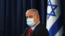 Israel's Gantz tells army to prep for annexing West Bank