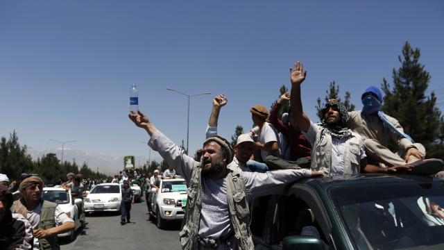 Hundreds Protest Alleged Afghan Election Fraud