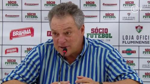 Para Abel Braga, queda na Taça Rio não terá influência na Copa do Brasil