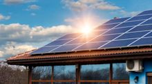 Why Solar Energy Stocks Jumped Today