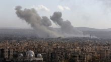 Syrian rebels lose more ground in Aleppo: monitor