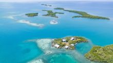 You can buy an entire tropical island for the same price as a one-bedroom London flat