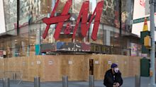 H&M sales hit by second wave of coronavirus
