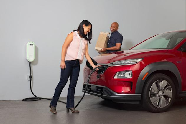 VW's Electrify America starts selling its first home EV charger