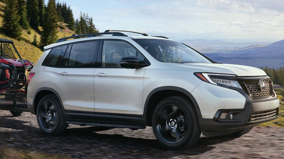 New Honda Pilot >> New 2019 Honda Passport Takes Aim at Adventure Seekers